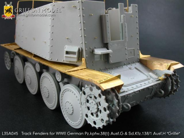 July New Releases from Griffon Models 2009772543188962
