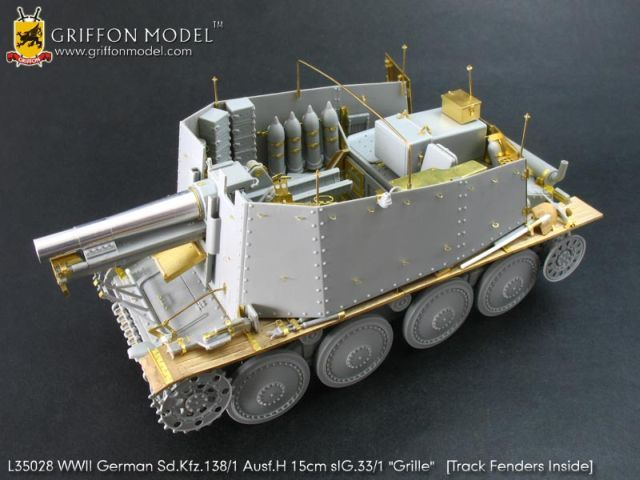 July New Releases from Griffon Models 2009773143993975