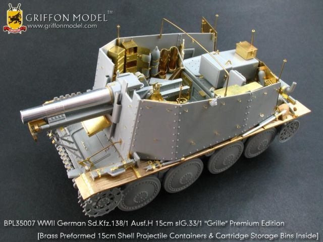 July New Releases from Griffon Models 2009773281772109