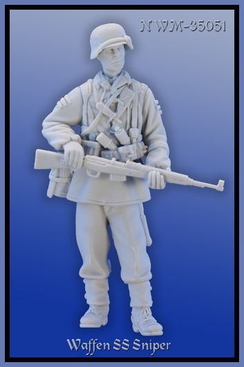 New from NEW WORLD MINIATURES 35051