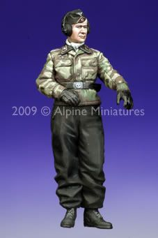 August new releases from Alpine Miniatures . 35087a