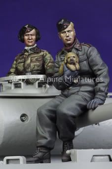 August new releases from Alpine Miniatures . 35089a