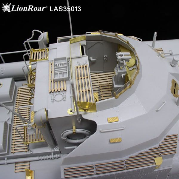 New from Lion Roar 3a
