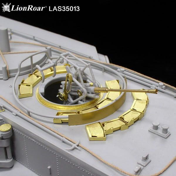 New from Lion Roar 7-1