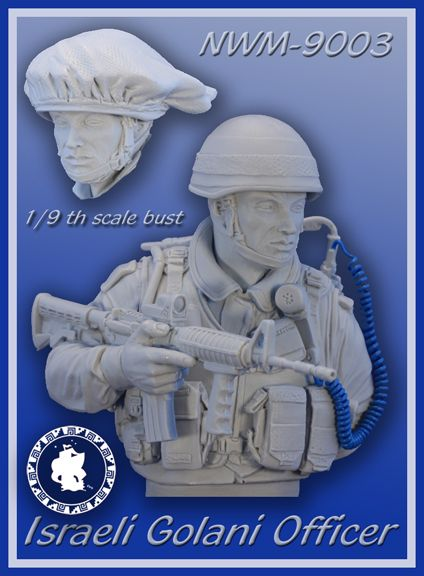 New from NEW WORLD MINIATURES 9003