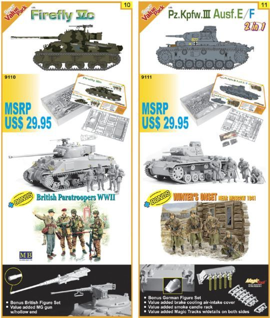 New from Cyberhobbies 9110-11poster