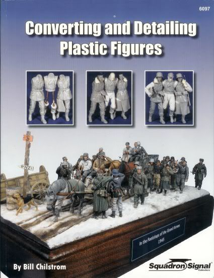 Squadron Signal Publications . Converting & Detailing Platic Figures . BillsBook