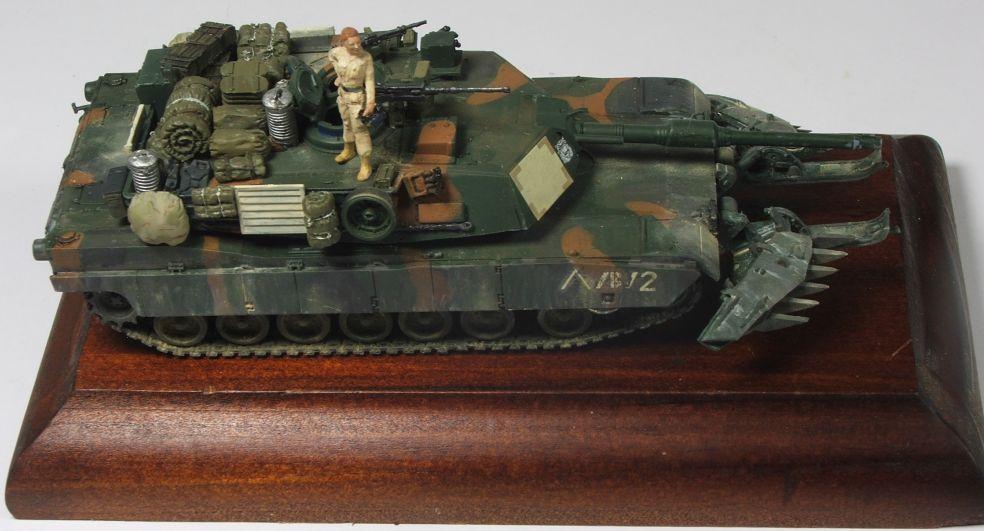 Jennys Abrams tank Abrams9