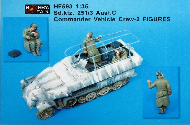 New from Hobby Fan HF-593A
