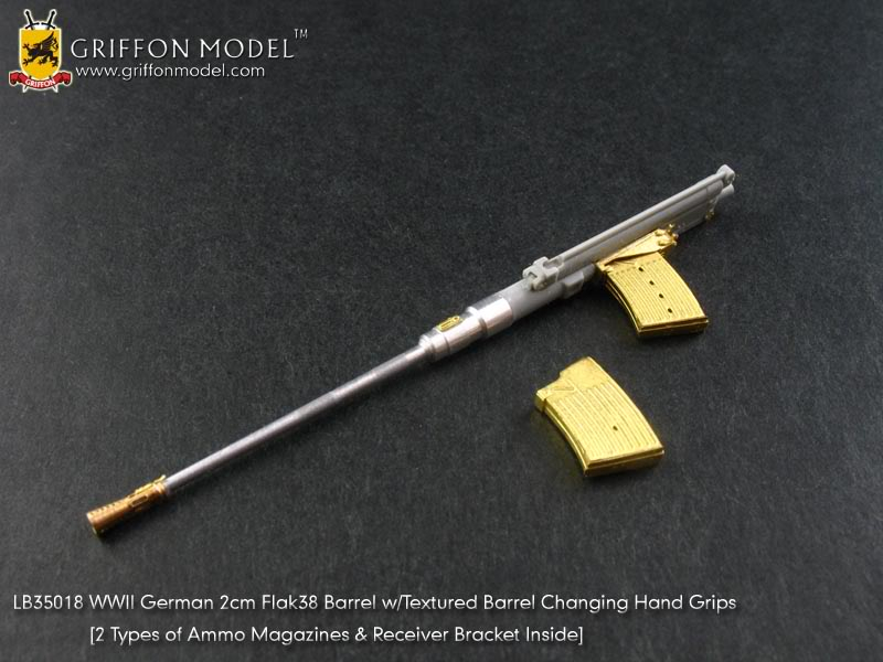 NEW FROM GRIFFON LB35018