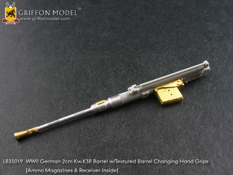 NEW FROM GRIFFON LB35019
