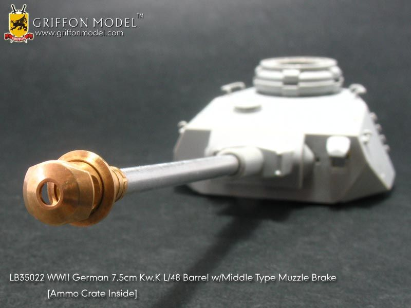 NEW FROM GRIFFON LB35022