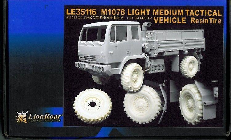 New from Lion Roar LE35116