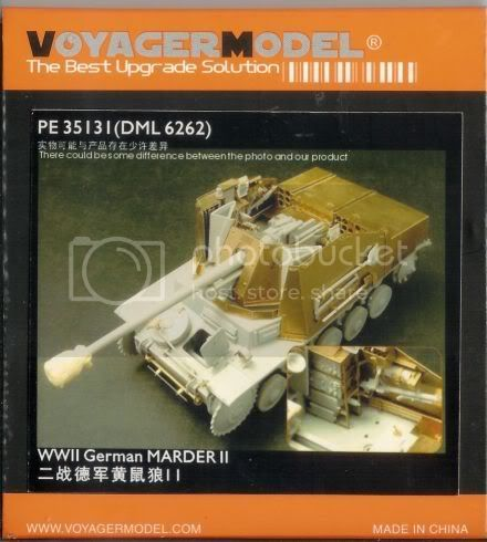 Jennys Build : Dragon Marder II ALL FINISHED SEPTEMBER 6th !!!!!! Voyagerbox