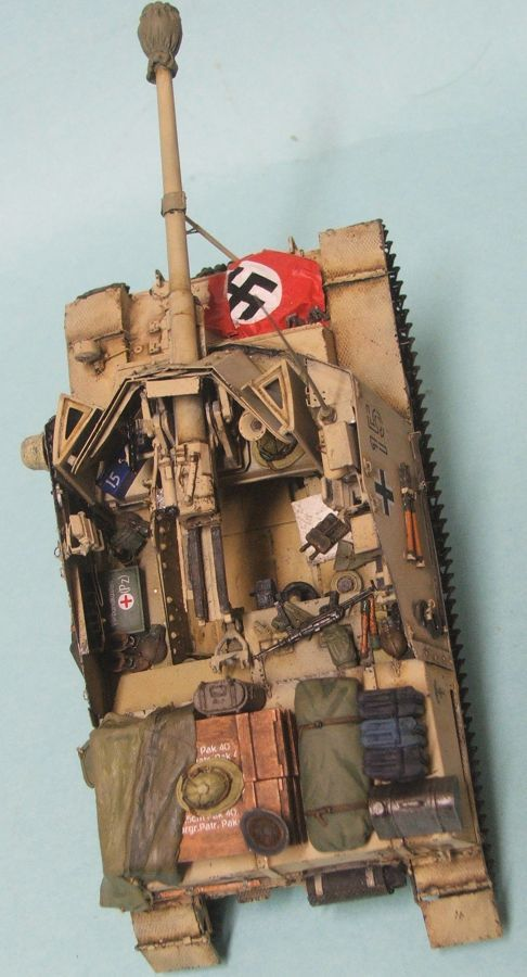 Jennys Build : Dragon Marder II ALL FINISHED SEPTEMBER 6th !!!!!! - Page 15 Marderstowed5