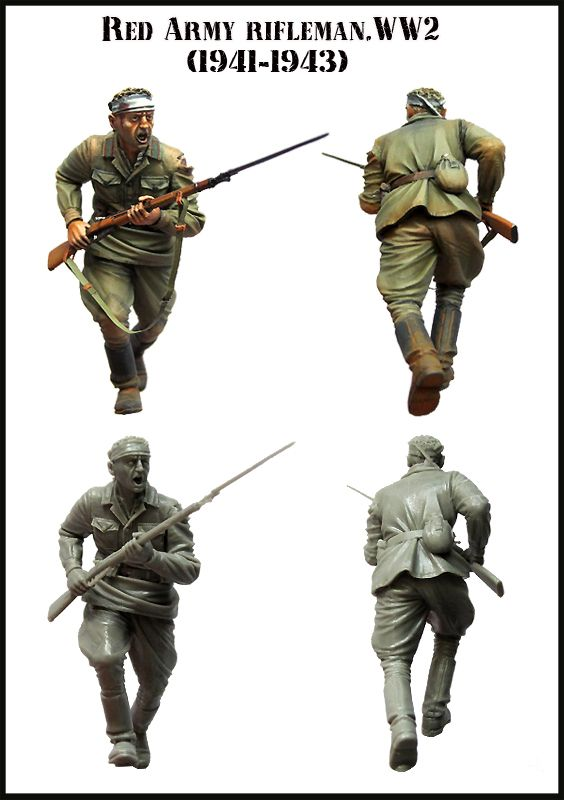 New from Evolution Miniatures 2-1