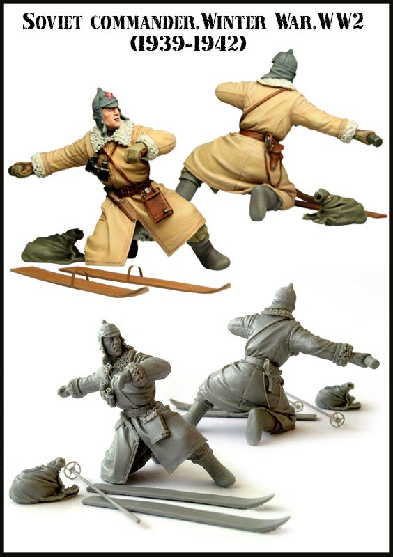 May releases from Evolution Miniatures 2