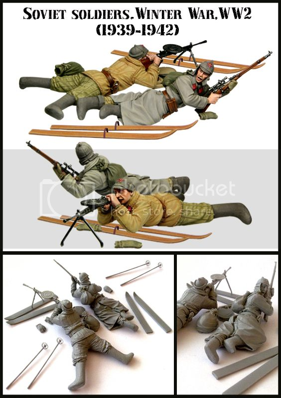 May releases from Evolution Miniatures 3