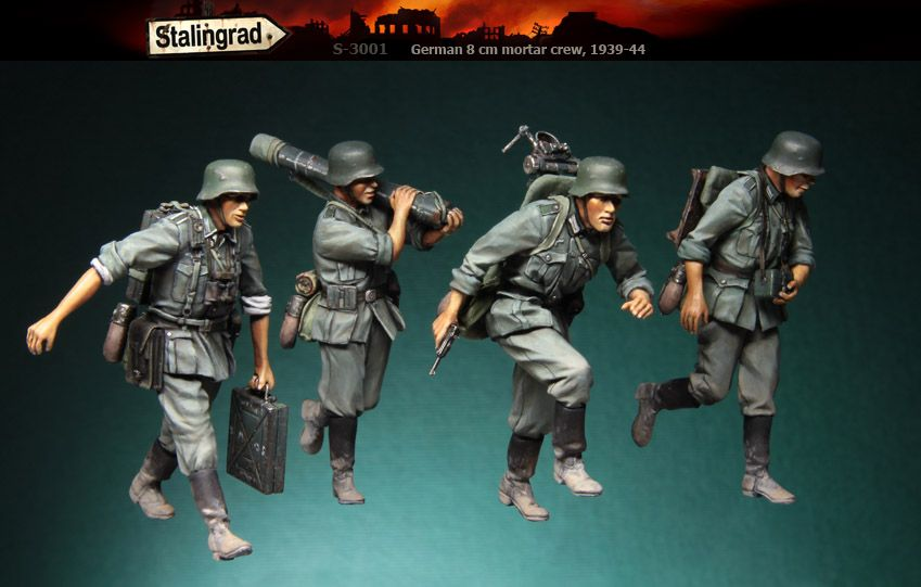 New from Stalingrad miniatures 3001-1