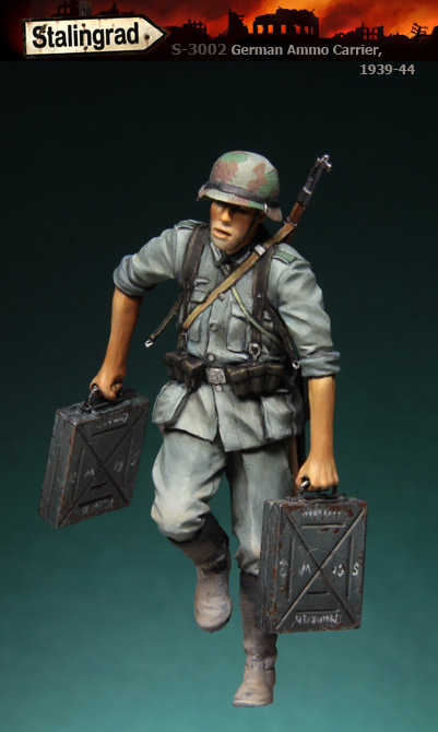 New from Stalingrad miniatures 3002-1