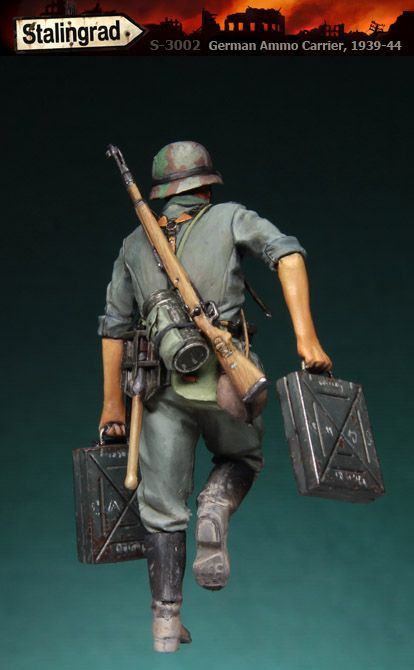 New from Stalingrad miniatures 3002-2