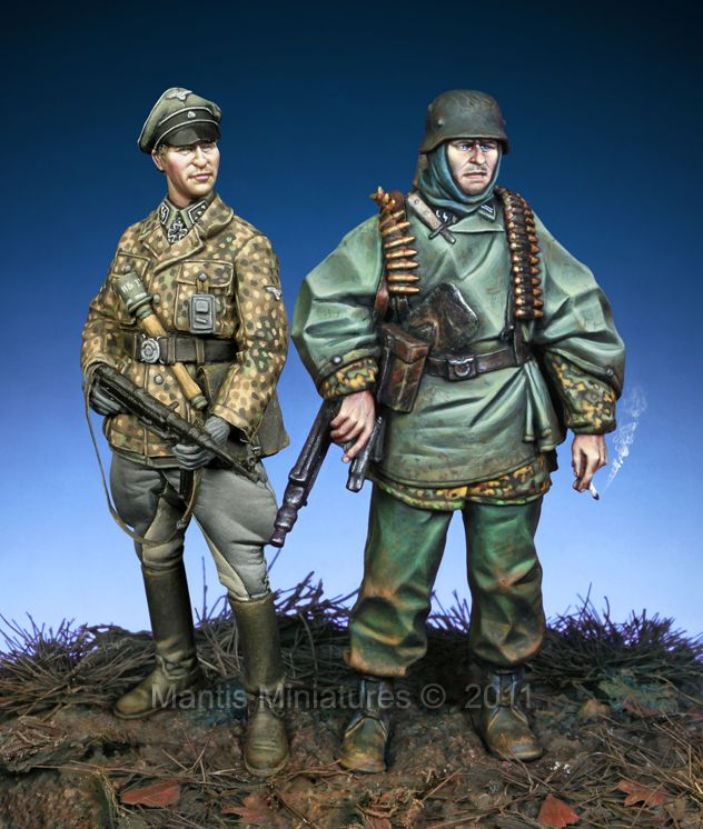 New from Mantis Miniatures 35038-1