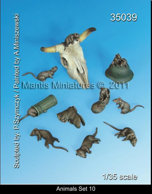 New from Mantis Miniatures 35039x