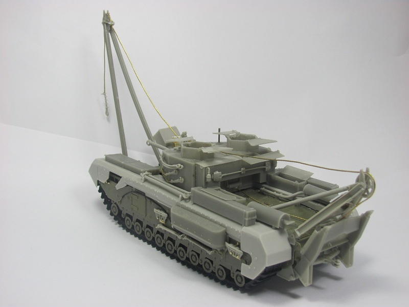 New from Inside The Armour 35051ChurchillARVII2