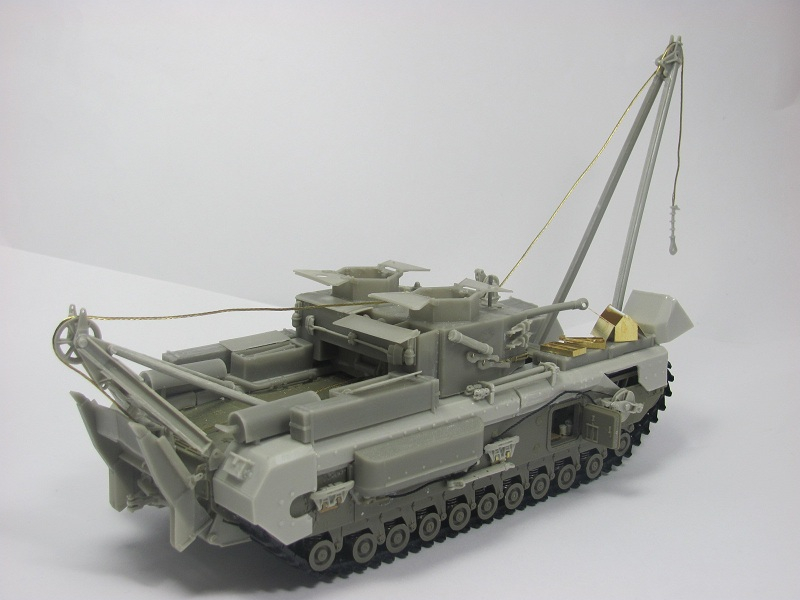 New from Inside The Armour 35051ChurchillARVII3