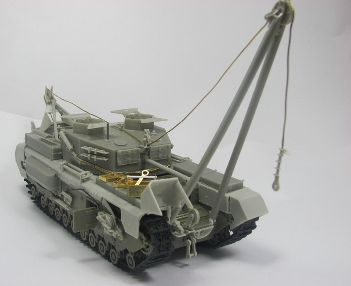 New from Inside The Armour 35051ChurchillARVII4