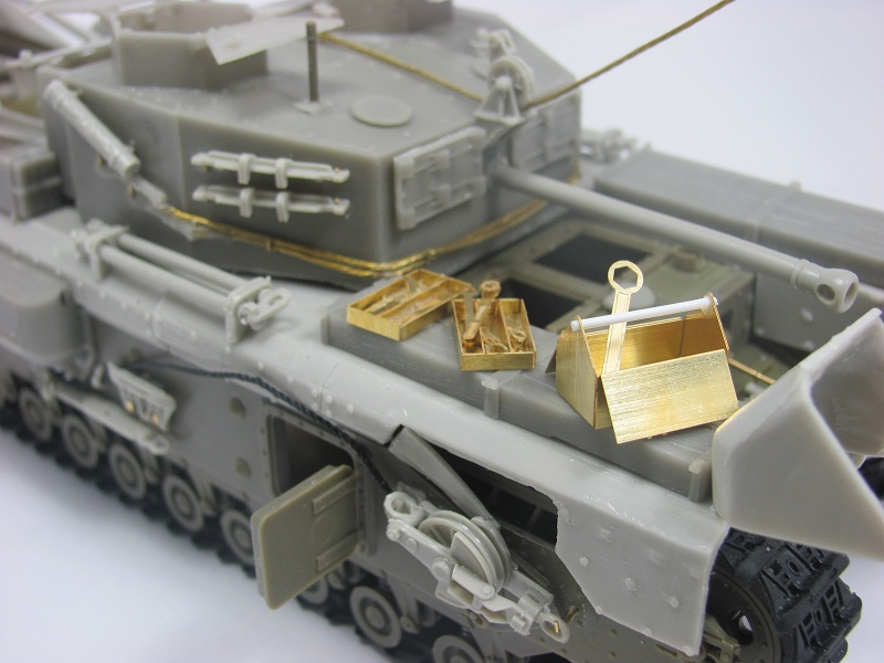New from Inside The Armour 35051ChurchillARVII5