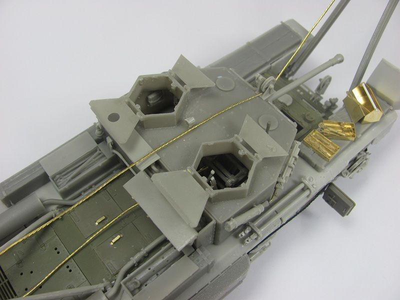 New from Inside The Armour 35051ChurchillARVII6