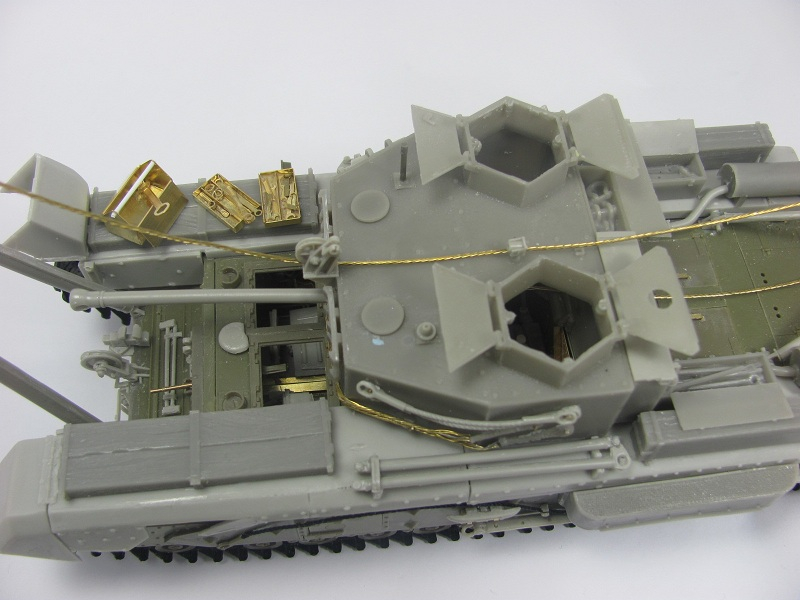 New from Inside The Armour 35051ChurchillARVII8