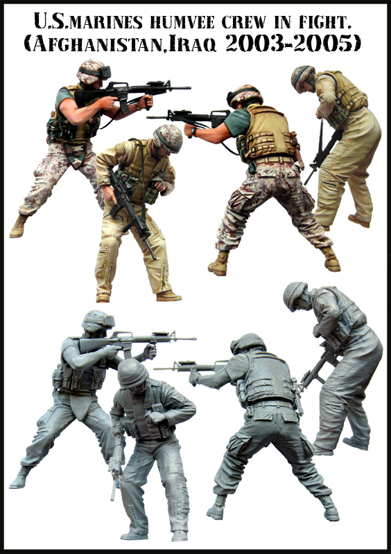 News from Evolution Miniatures 35061a