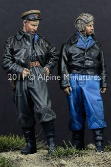 New from Alpine Miniatures 35119a