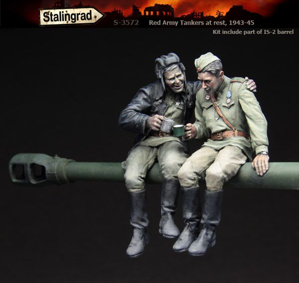 New from Stalingrad miniatures 3572-1_enl