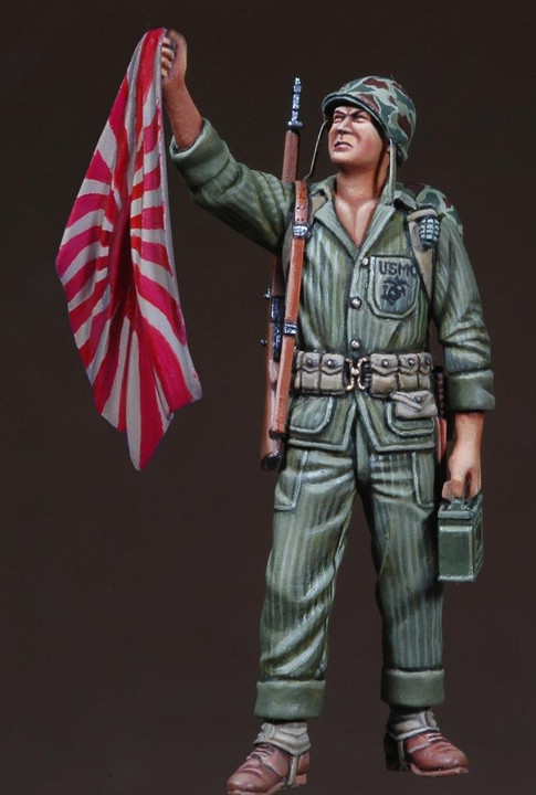 New from Dougs Original 35cmarinewithflag