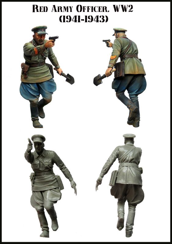 New from Evolution Miniatures 4