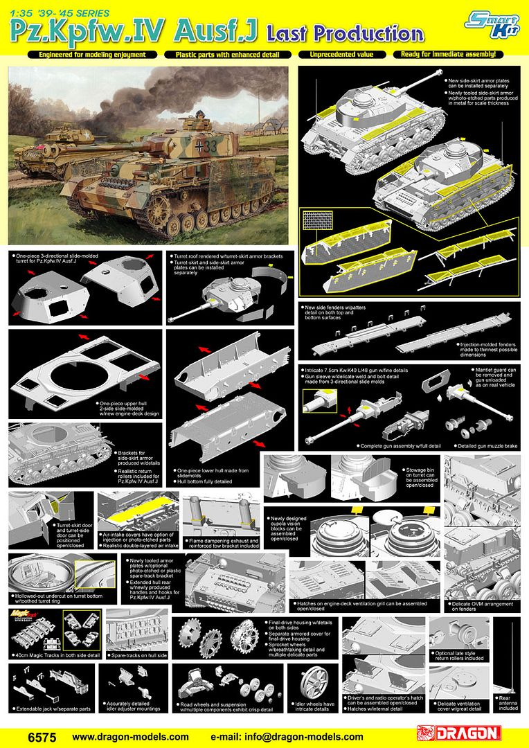 Its a new Panzer IV from Dragon ! 6575poster
