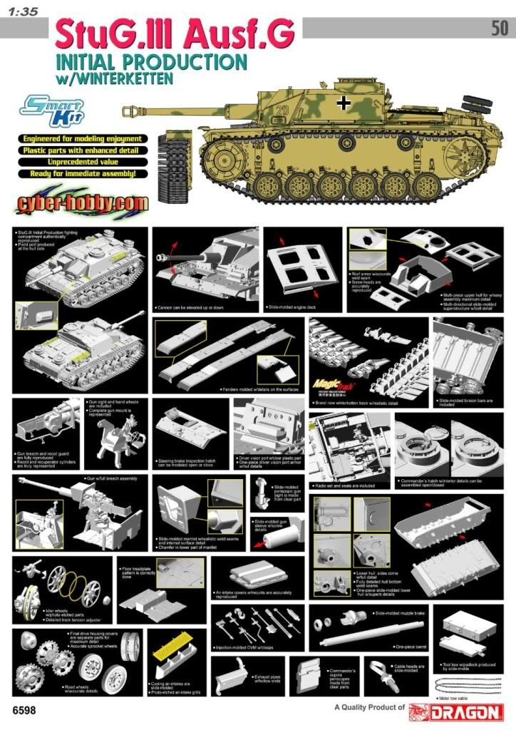 Another new Cyber Hobby Release 6598_poster