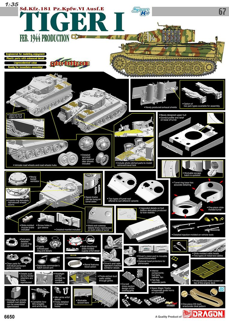 New from Cyber Hobbies 6650poster