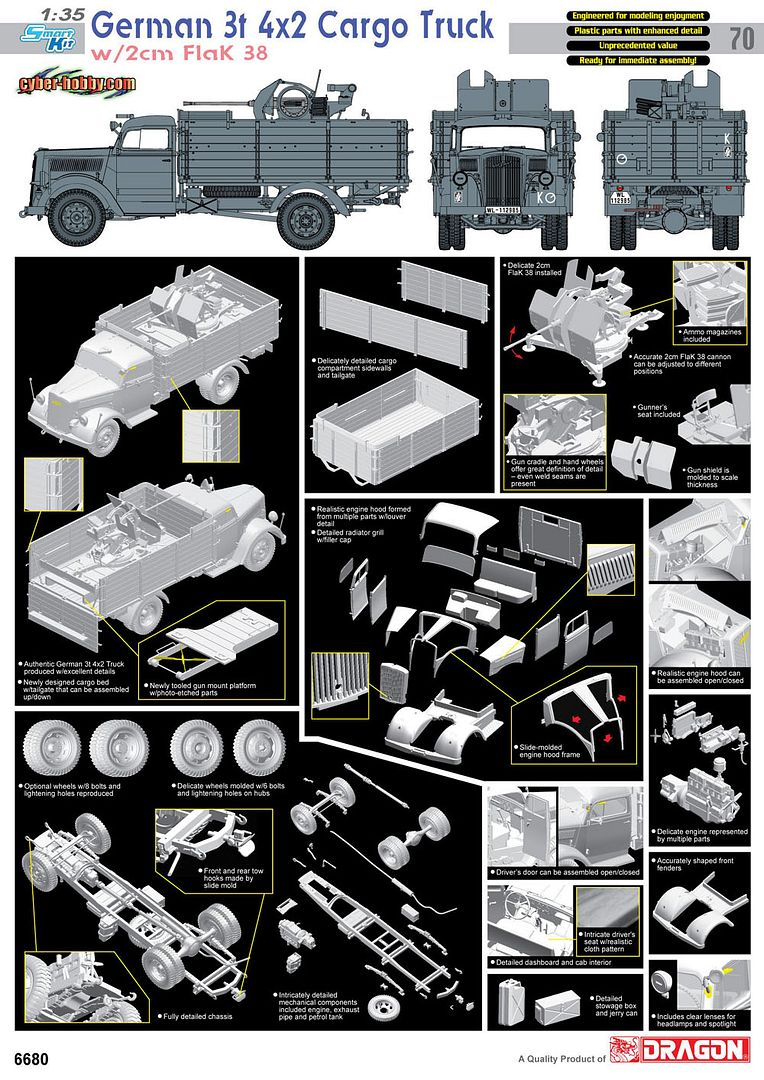 New from Cyberhobbies 6680poster