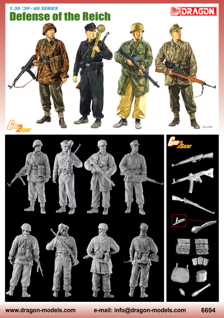 New figures from Dragon 6694poster