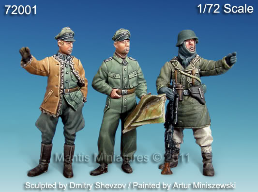New from Mantis Miniatures 72001x
