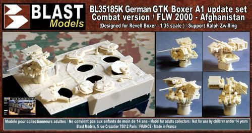 New from Blast models Blast2