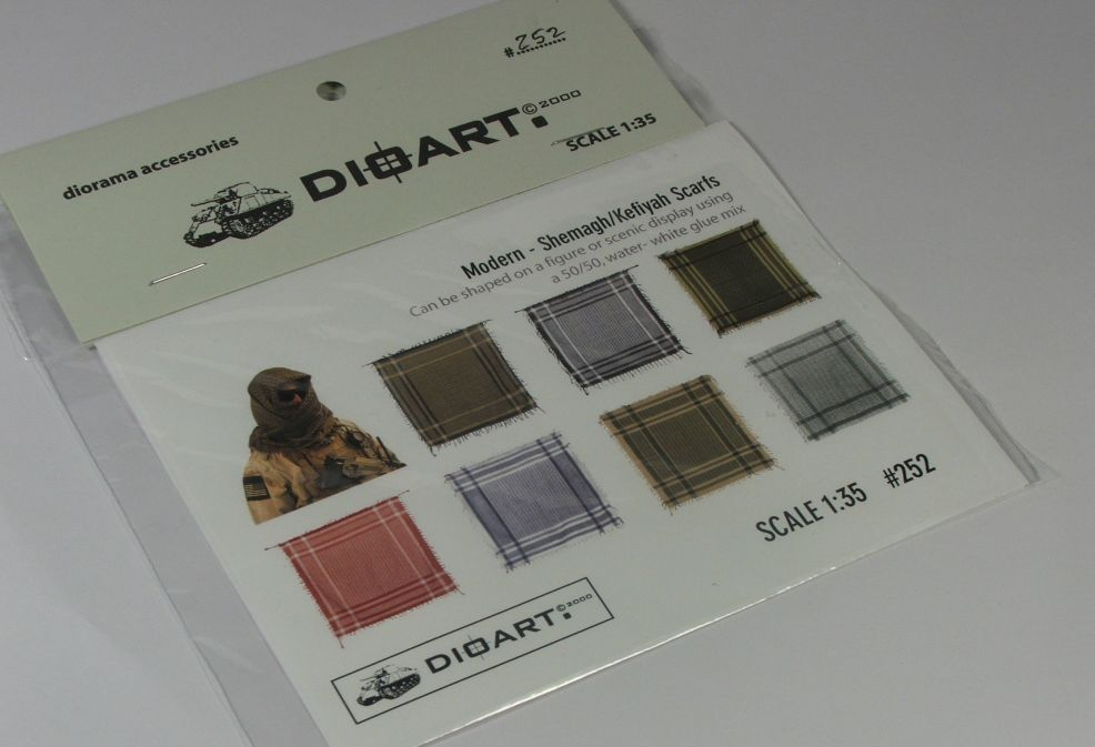 New from Dioart Dio252