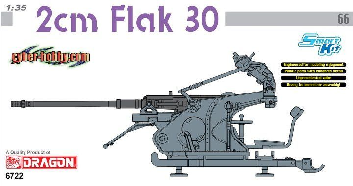 New from Cyber Hobbies Flak30