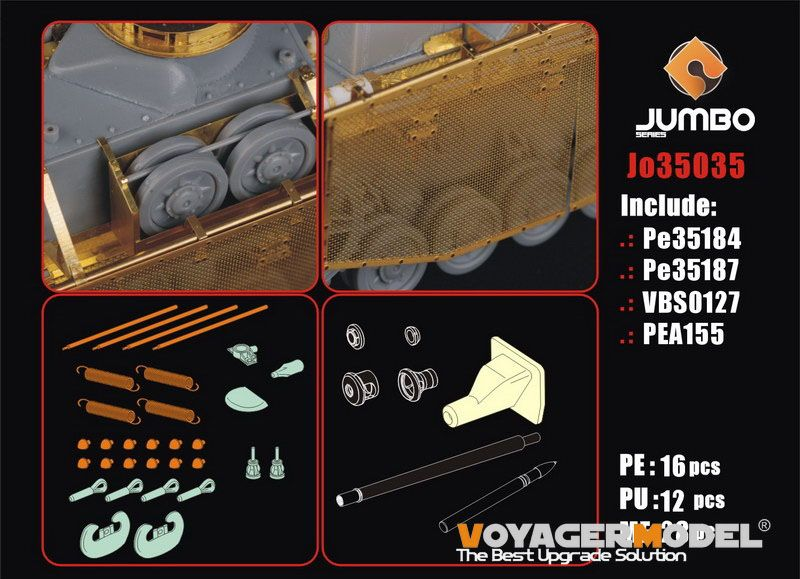 New from Voyager JO35035_02