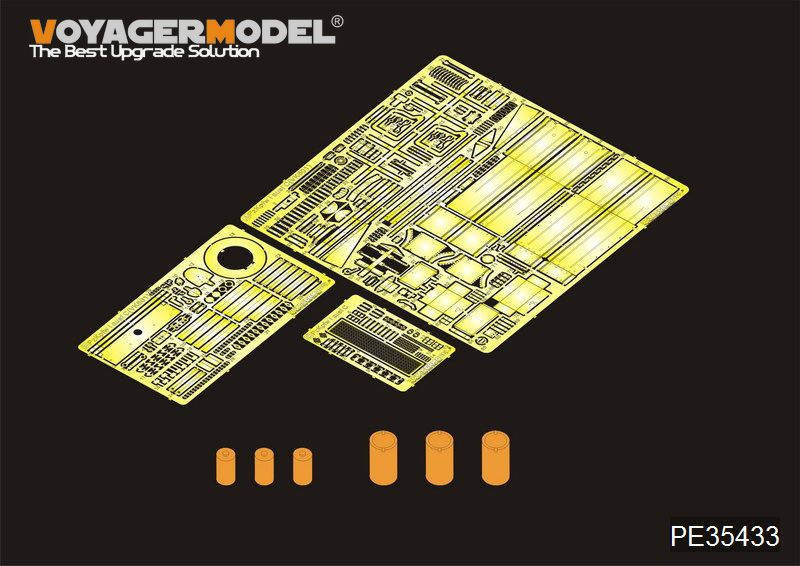 New from Voyager Models PE35433