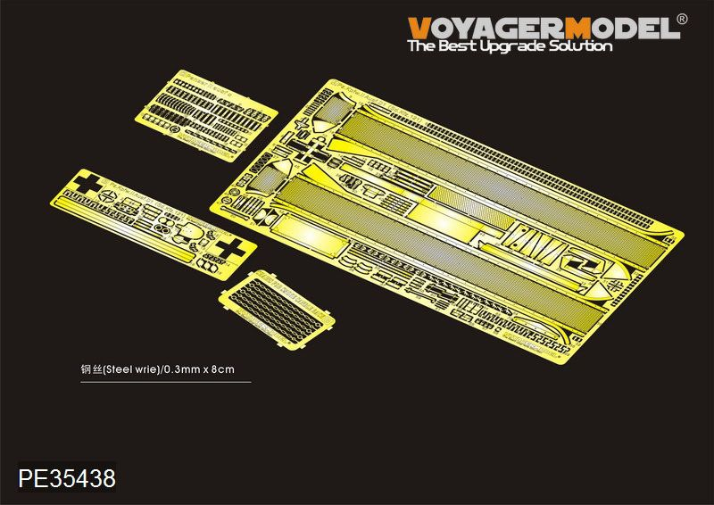 New from Voyager PE35438
